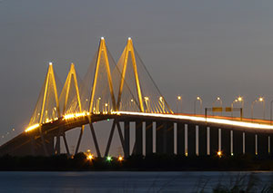 The texas bridge series la porte by the bay half for Texas bridge series
